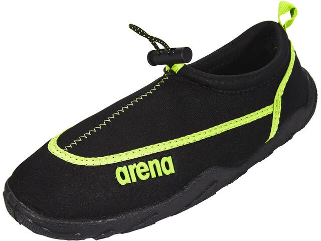 arena Bow Polybag Chaussures aquatiques Femme, black